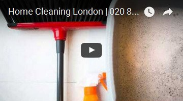 Home Cleaning London Video