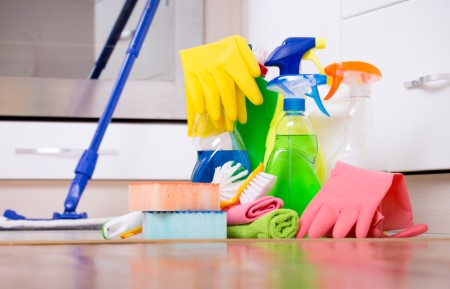 How often you should clean everything